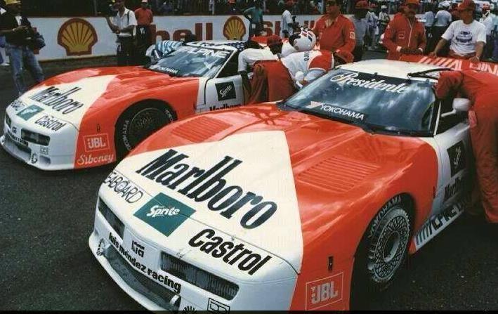 # 7 - 1990 Costa Rica Louis Menendez ex protofab