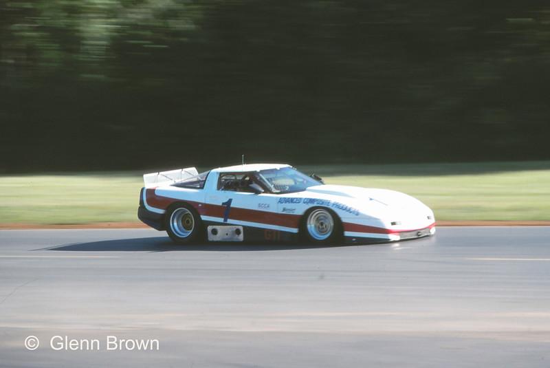 # 1 - 1989 SCCA GT1 - Kerry Hitt at Summit Pt - 02