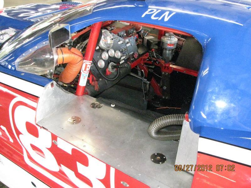 # 83 - 2012 SCCA GT1 ex PLN at WG (note special door) 01
