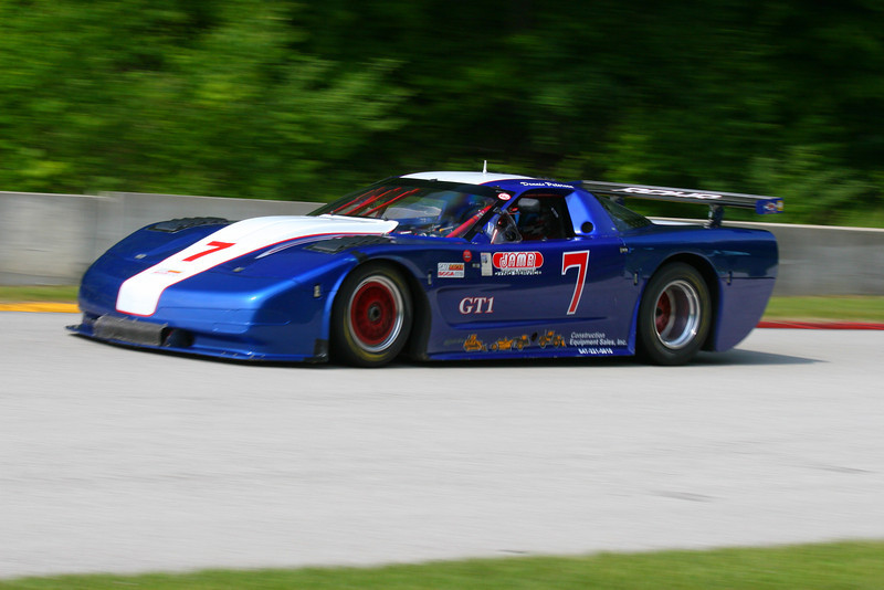 # 7 - SCCA GT1 - 2011 - Road America - Dennis Peterson