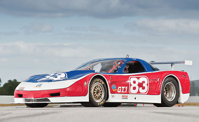 # 83 - SCCA TA & GT1, PLN at RM auction