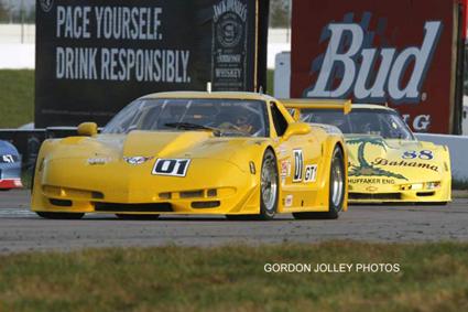 # 021 - 2007 SCCA GT1 - James Bradley - GJ-6438