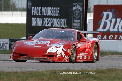 # 9 - 2007 SCCA GT1 - Jordan Bupp - GJ-6678