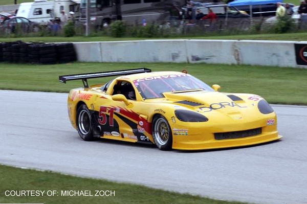 # 51 - 2011 SCCA GT1, built by Jim Trotnow at Road America