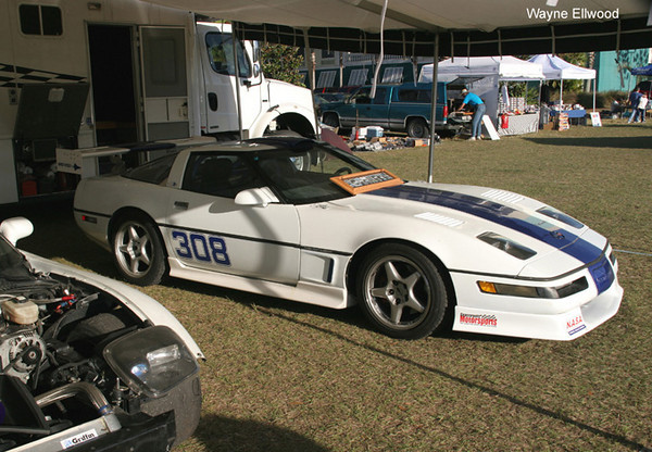 # 308 - SCCA T1 Breathless Promotional Car