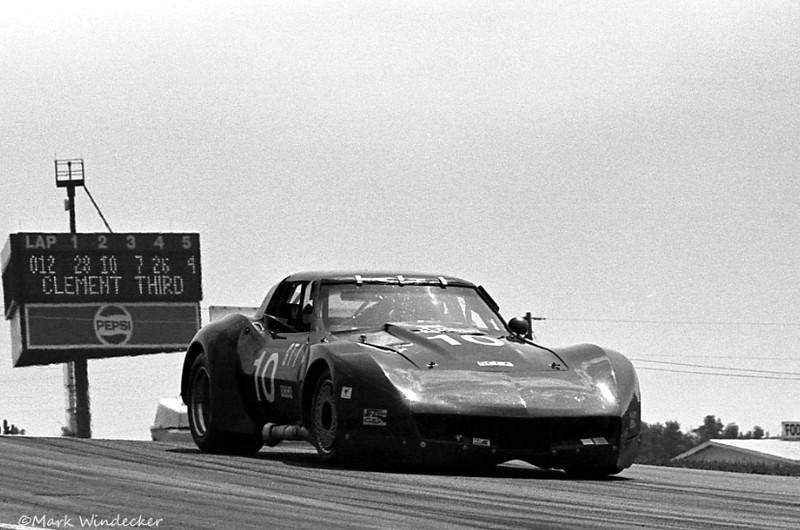 # 10- 1987 SCCA GT1 -  Charles Hammerschmitt at Mid-Ohio - 01