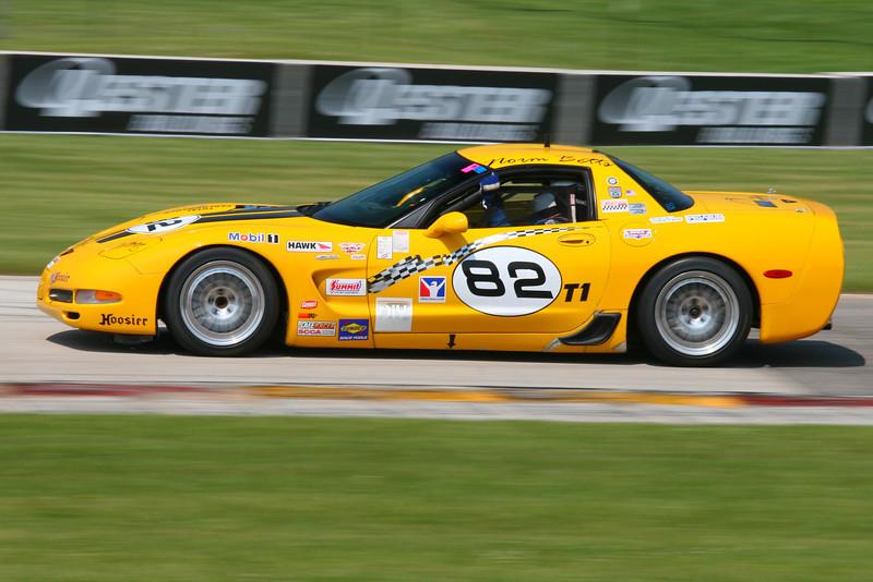 # 82 - SCCA T1 - 2011 June Sprints, Norman Betts, 3rd