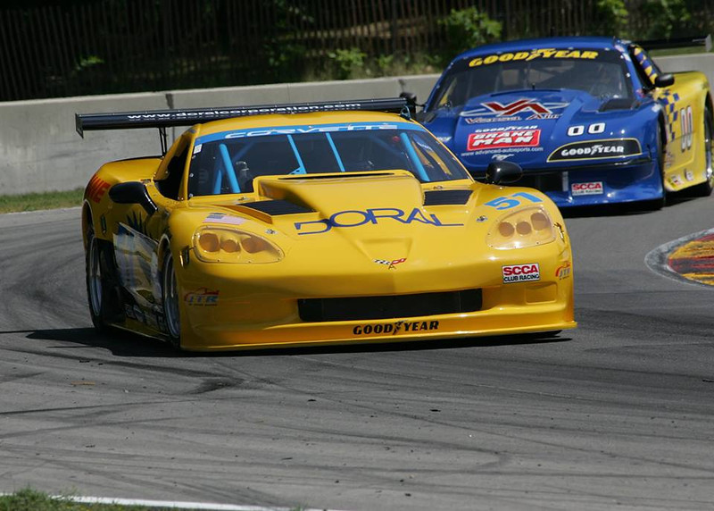 # 51 - 2009, SCCA GT1, Jim Troutnow at Road America 01
