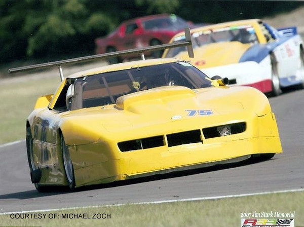 # 75 - 19xx-20xx SCCA GT1 - John McNaughton - 01