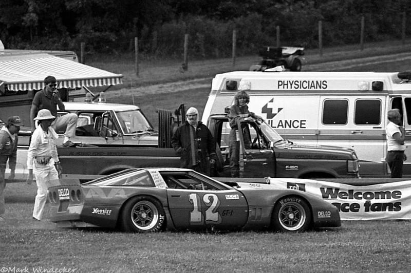 # 12- 1987 SCCA GT1 -  Tim Clark at Mid-Ohio - 01