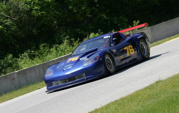 # 76 SCCA GT1 2007 Mike Caney at Road America