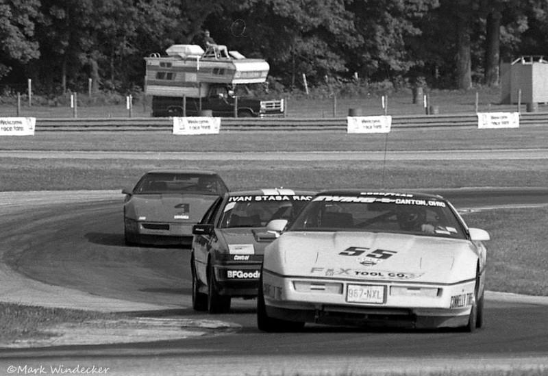 # 55- 1987 SCCA SSGT - Bill Fox at Mid-Ohio - 01