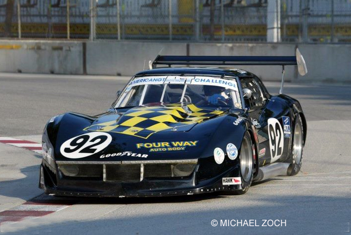 "# 92 - 1981 SCCA TA - ex-Murray Edwards car a/k/a ""Frankie"" for rent at Mosport 2010"