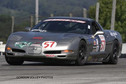 # 57 - 2003 SCCA T1 - Jason Berkeley - GJ-2772