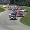 # 35 - 2003, SCCA T1, John Heinricy leads start at Mid-Ohio runoffs   Lance Knupp, Scotty B  White, Dave Roush, Joe Aquilante