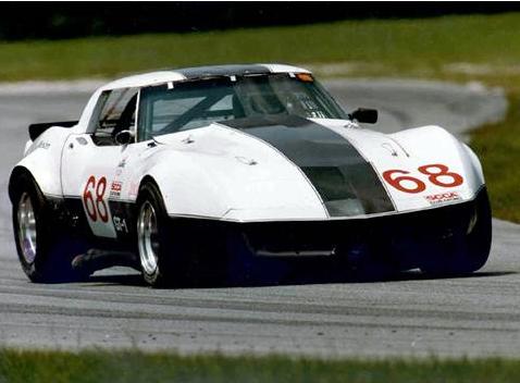 # 68 - 2013 SCCA GT1 - Lain Vendittelli in St Cath - 01