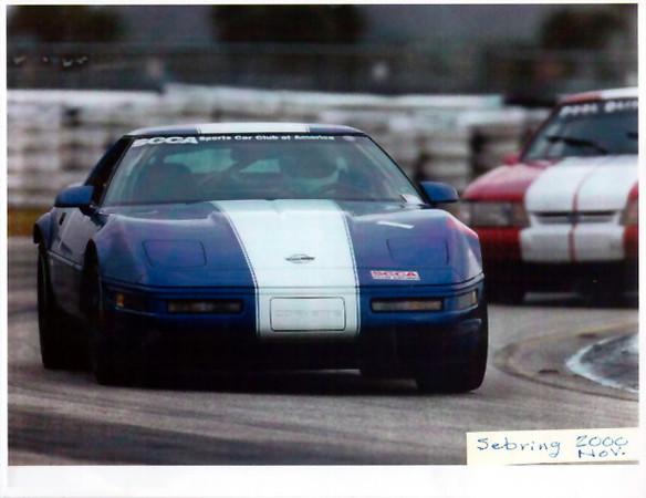 # 1 - 2003, SCCA SPO, Ralph Giro at Sebring