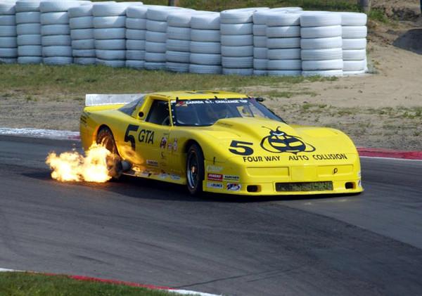 # 5 - 2007 Canada GT Chall - Steve Hummel at Mosport