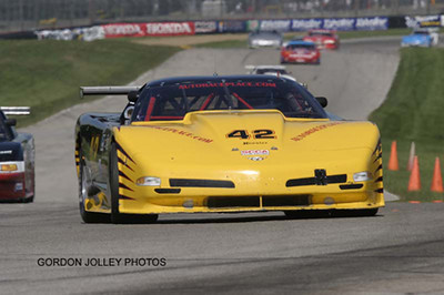 # 42 - 2003 SCCA GT1 - Bret Moyer - GJ-4488