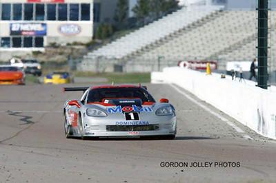 # 6 - 2008 SCCA GT1 - R J  Lopez - GJ-5087