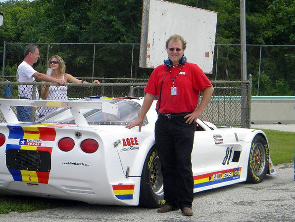 # 81 - 1998 SCCA GT1 Mike Agee at Road America, sold to Australia
