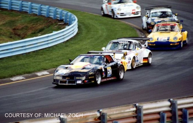 # 52 - 1999 SCCA GT1 - Glenn Seward at WG - M Zoch