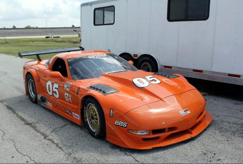 # 05 - 2012 SCCA GT1 David Fershtand at TMS - 01