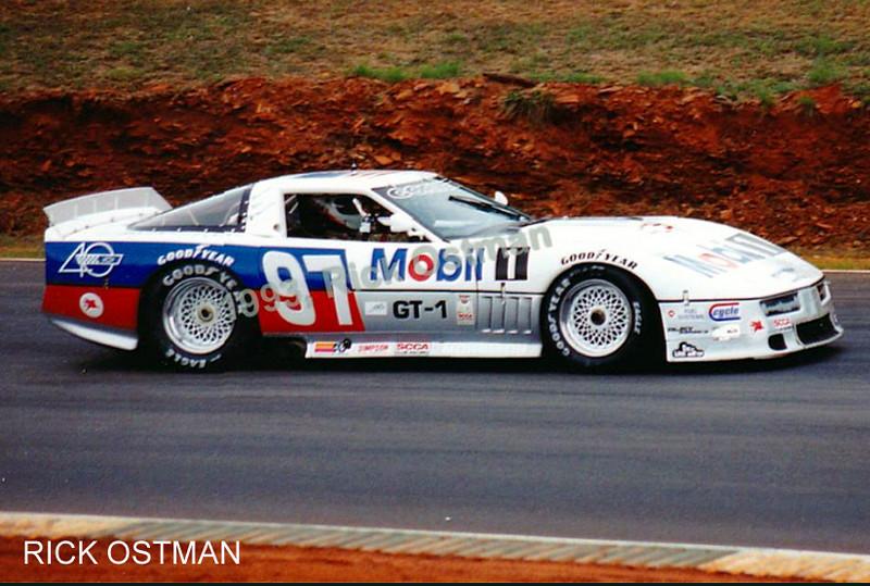 # 97 - 1993 SCCA GT1 - John Heinricy - RO-03