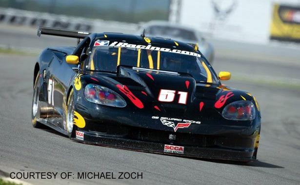 # 51 - 2010 SCCA GT1 - Glen Seward car by Irv Hoerr owned now by Guy Lamon