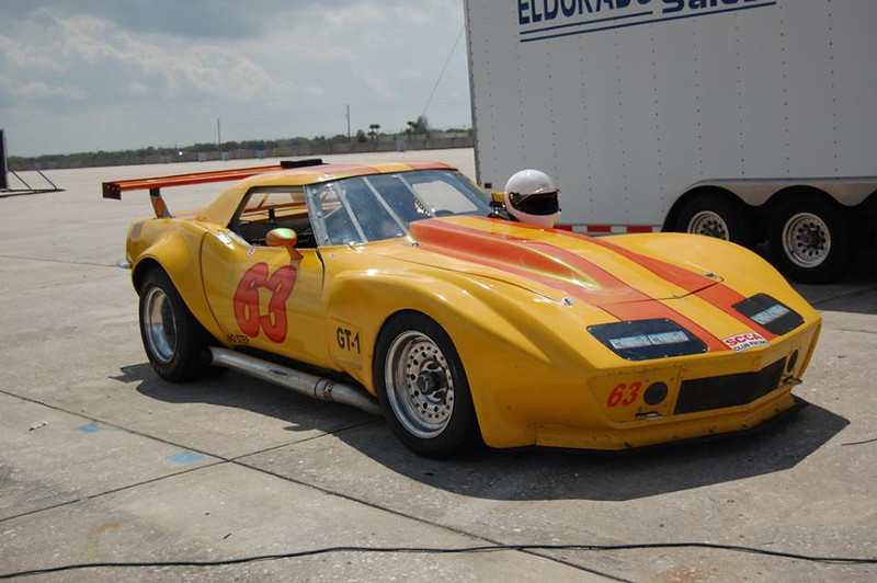 # 63 - 20xx, SCCA GT1 club racing at Sebring, now  Dag Halseth Andersen 01