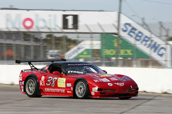 # 38- 2010, SCCA T1 Buzz Fyhrie at Sebring