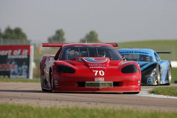 # 70 - SCCA GT1, 2009, Jim Goughery at Topeka runoffs