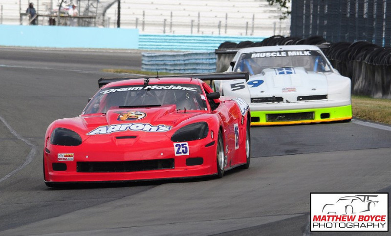 # 25 - 2012 SCCA GT1 - Mike Kelly at WG - 01