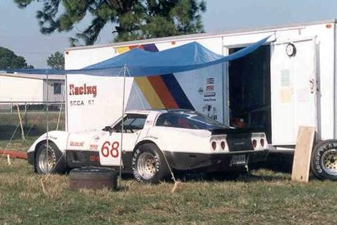 # 68 - 1991 SCCA GT1 - Mike Muhs in Phoenix AZ - 01