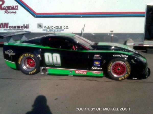 # 00, 59 - 2011 SCCA GT1 - Mike Camey, Doug Harrington at TWS 2011, sold to Ruman Racing replacing C5