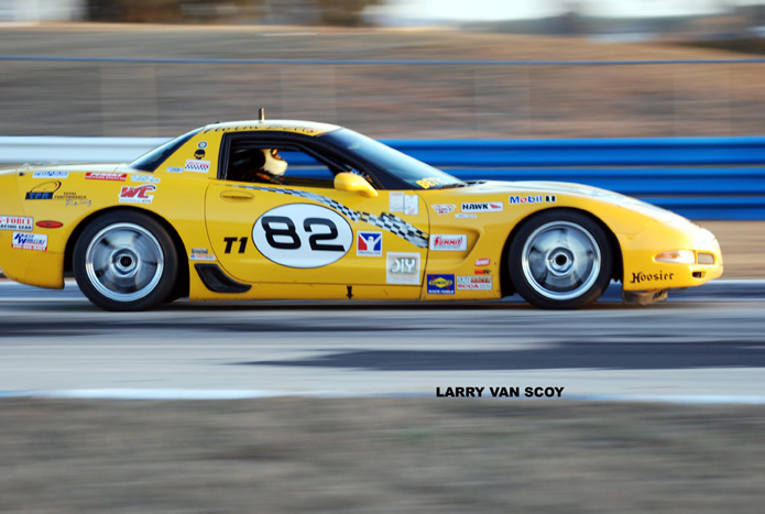 # 82 - 2010 SCCA  T1 - Norman Betts at Sebring