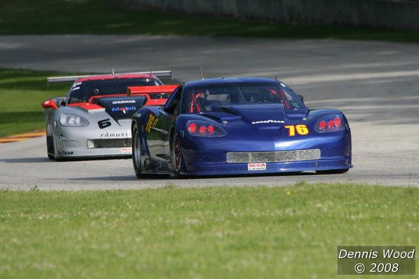 # 76 - SCCA GT1 2007 Mike Caney at Road America 02