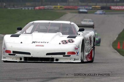 # 36 - 2005 SCCA GT1 - Cliff Ebben - GJ-7383