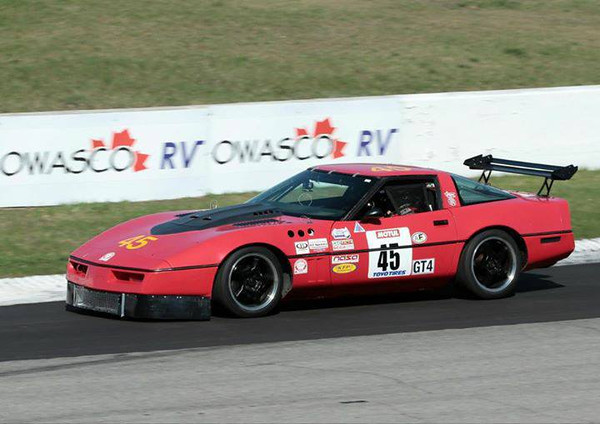 # 45 - 198x, C4 GT4, ex Mike Countryman now in CN at Mosport