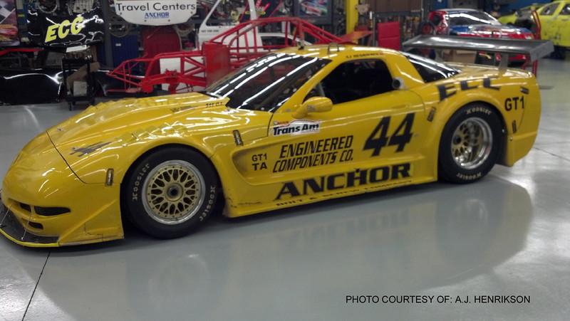 # 83, 74, 44 - 2014 TA & GT1 - A J  Henriksen ex Max Lagod 04