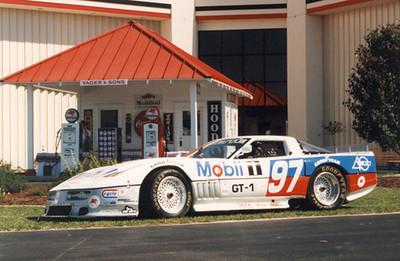# 97 - 1993 SCCA GT1 - John Heinricy - WE-02