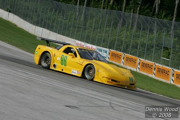 # 96 - 2008, SCCA GT1, Dan Parr at Road America