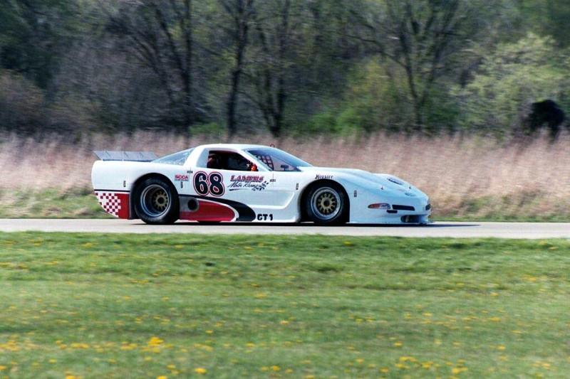 # 68 - GT1 - 2004 - Cliff Ebben