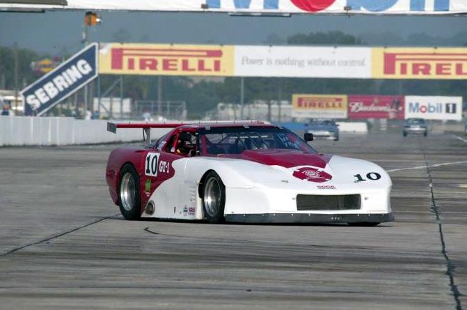 # 10 - 19xx SCCA GT1 - ZR1 bodied club car - Florida