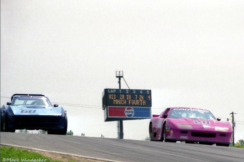 # 68 - 1987 SCCA GT1 - Boris Tirpak at Mid-Ohio - 01