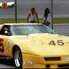 # 45 - 1988 IMSA & SCCA GT1 - K&P Racing, Bob Hundredmark C4 body on C3 at Daytona