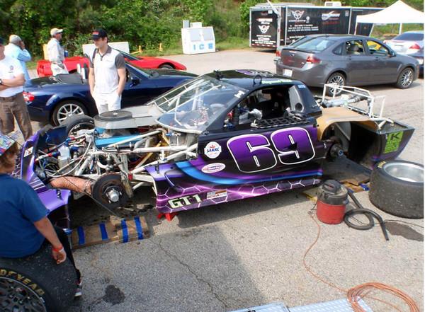 # 69 - 2012, SCCA GT1, Ray Webb in ex Anthony Puleo-Squeak Kennedy-Robert Dubler, 2002 Riggins Engnr GTA 01