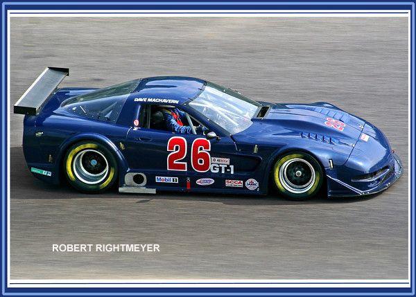 # 26 - 2009 SCCA GT1 - Dave Machavern at Sebring 01