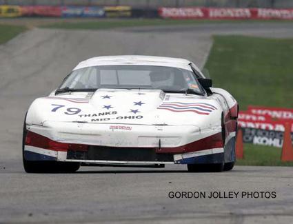# 79 - 2005 SCCA GT1 - Albert Gaudino - GJ-7399