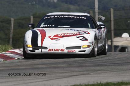 # 3 - 2003 SCCA T1 - Scotty white - GJ-2761